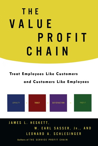 The Value Profit Chain : Treat Employees Like Customers and Customers Like