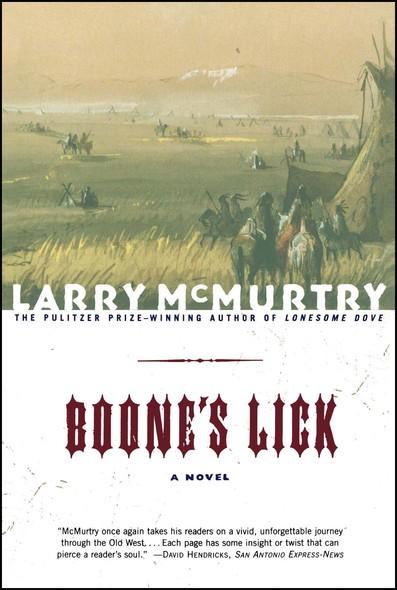 Boone's Lick : A Novel