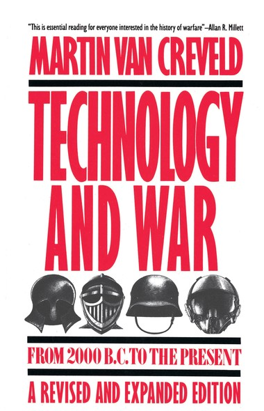 Technology and War : From 2000 B.C. to the Present