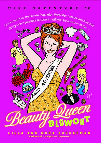 Beauty Queen Blowout : Miss Adventure #2