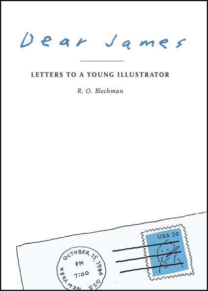 Dear James : Letters to a Young Illustrator