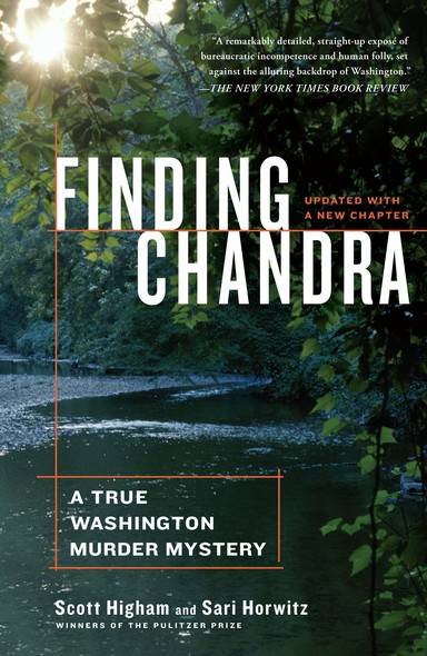 Finding Chandra : A True Washington Murder Mystery