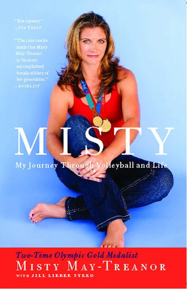 Misty : Digging Deep in Volleyball and Life