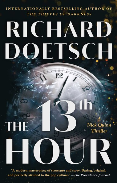 The 13th Hour : A Thriller