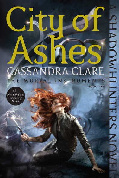City of Ashes, The Mortal Instruments 2
