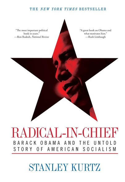 Radical-in-Chief : Barack Obama and the Untold Story of American Socialism