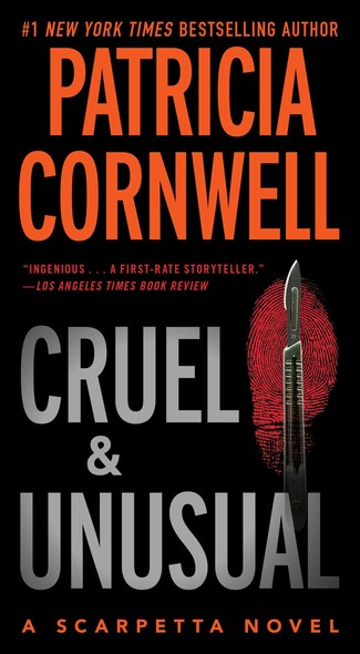 Cruel and Unusual : Scarpetta 4