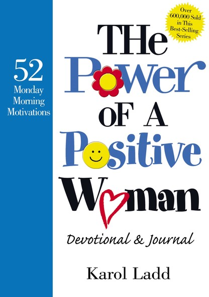 The Power of a Positive Woman Devotional GIFT : 52 Monday Morning Motivations