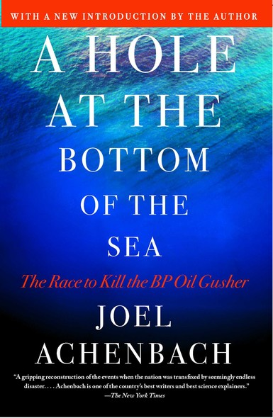A Hole at the Bottom of the Sea : The Race to Kill the BP Oil Gusher