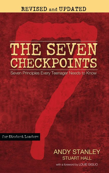 The Seven Checkpoints for Student Leaders : Seven Principles Every Teenager Needs to Know