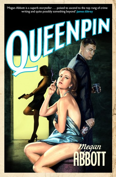 Queenpin : A classic story of underworld greed and betrayal, introducing a mesmerising and compelling unreliable narrator ...