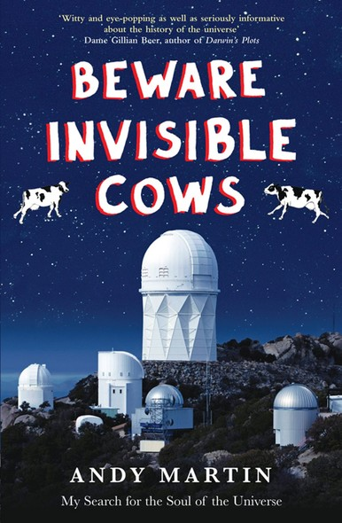 Beware Invisible Cows : My Search for the Soul of the Universe