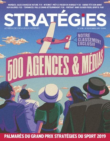 Strategies N°2016