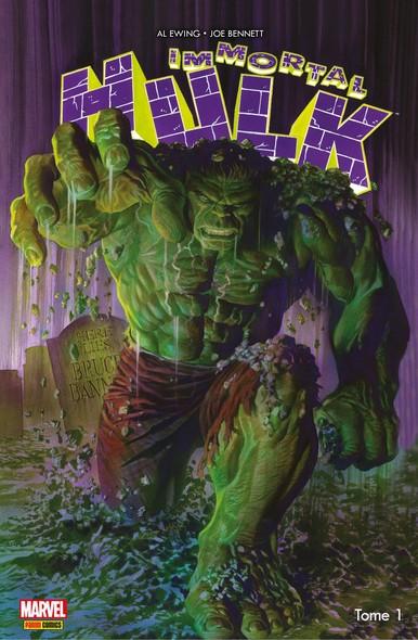 Immortal Hulk (2018) T01
