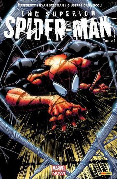 The Superior Spider-Man (2013) T01