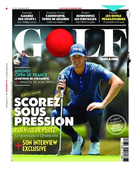 Golf Magazine - Novembre 2019