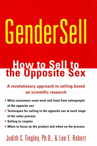 GenderSell : How to Sell to the Opposite Sex