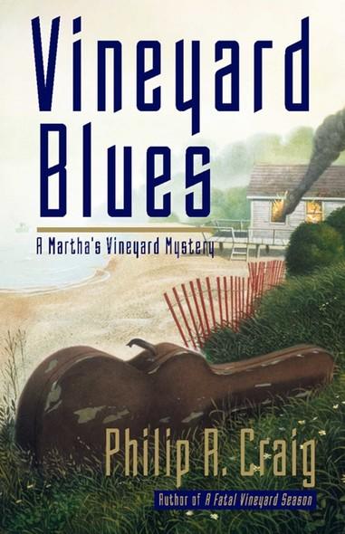 Vineyard Blues : Martha's Vineyard Mystery #11