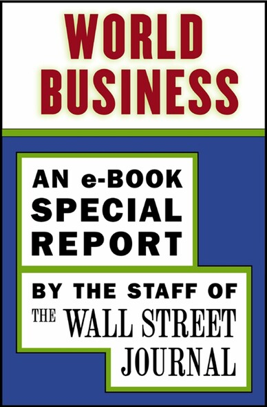 World Business : An e-Book Special Report