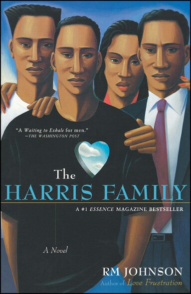 The Harris Family : A Novel