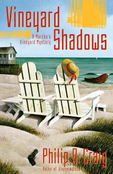 Vineyard Shadows : Martha's Vineyard Mystery #12
