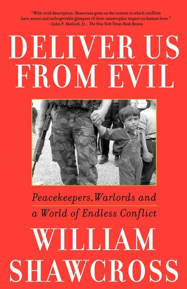 Deliver Us From Evil : Peacekeepers, Warlords and a World of Endless Conflict