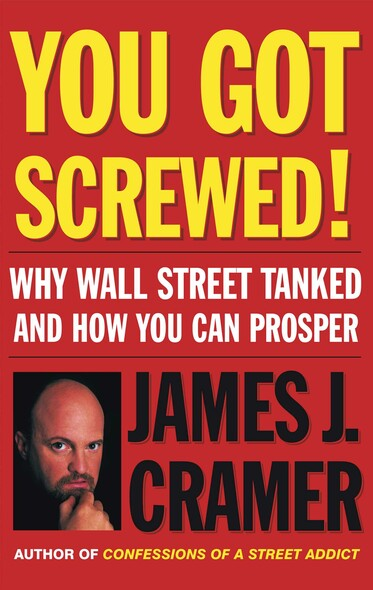 You Got Screwed! : Why Wall Street Tanked and How You Can Prosper