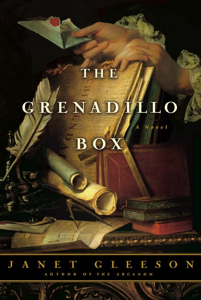 The Grenadillo Box : A Novel