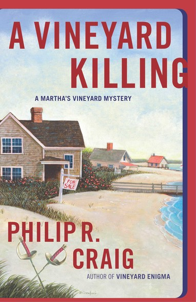 A Vineyard Killing : Martha's Vineyard Mystery #14