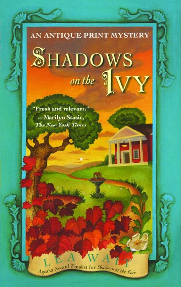 Shadows on the Ivy : An Antique Print Mystery