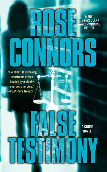 False Testimony : A Crime Novel