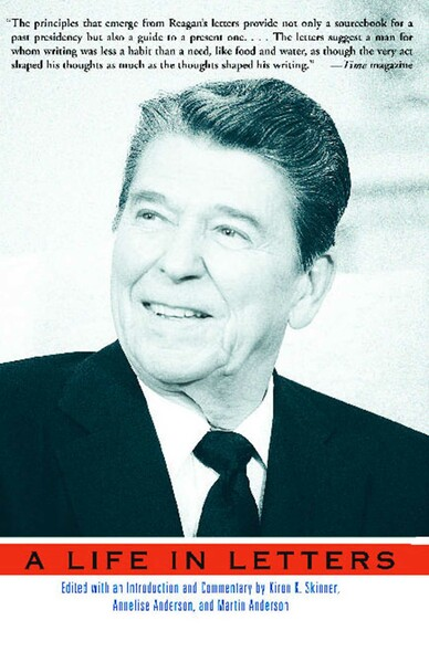 Reagan : A Life In Letters