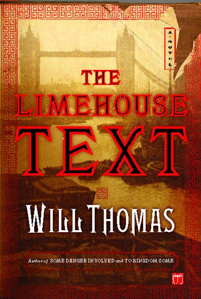 The Limehouse Text : A Novel