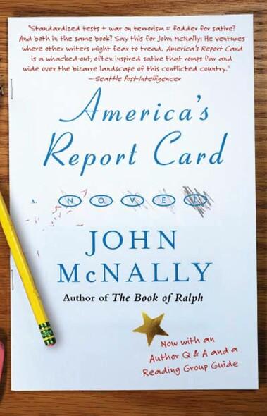 America's Report Card : A Novel
