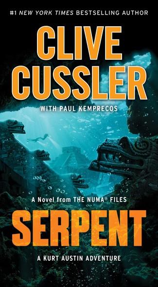 Serpent : A Novel from the NUMA files