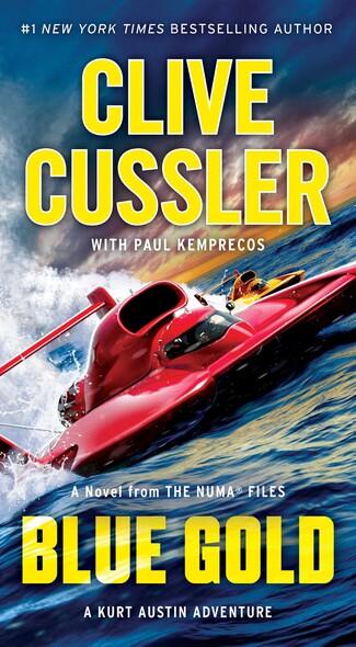Blue Gold : A novel from the NUMA Files