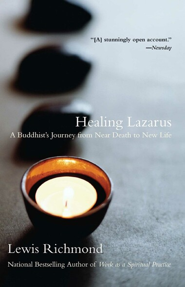 Healing Lazarus : A Buddhist's Journey from Near Death to New Life