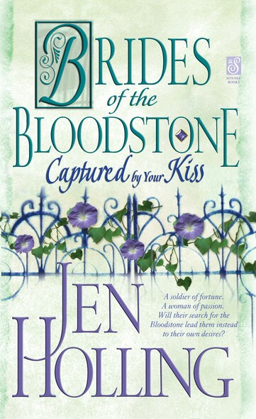 Captured by Your Kiss : Brides of the Bloodstone