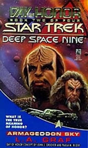 Star Trek: Deep Space Nine: Day of Honor #2: Armageddon Sky