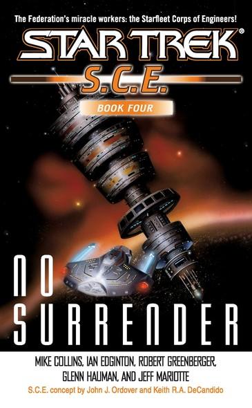 No Surrender : Book Four