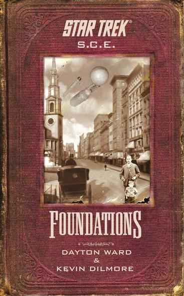 Star Trek: Corps of Engineers: Foundations