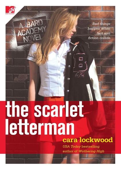 Scarlet Letterman