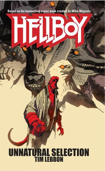 Unnatural Selection : A Hellboy Novel