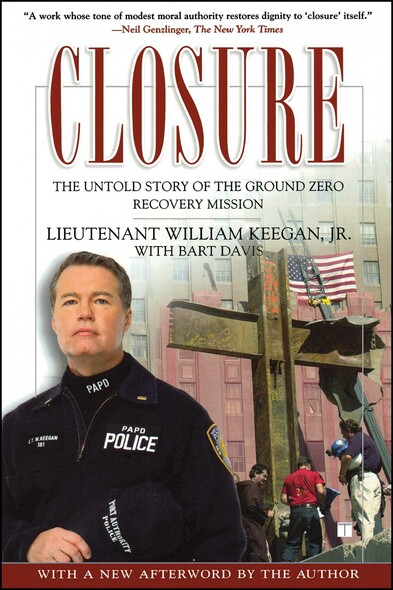 Closure : The Untold Story of the Ground Zero Recovery Mission