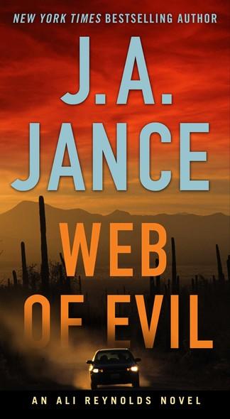 Web of Evil : A Novel of Suspense