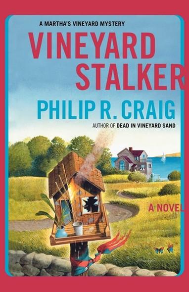 Vineyard Stalker : Martha's Vineyard Mystery #18
