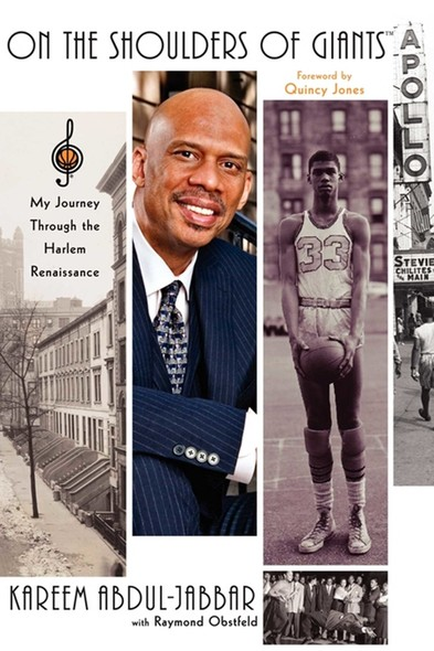 On the Shoulders of Giants : My Journey Through the Harlem Renaissance