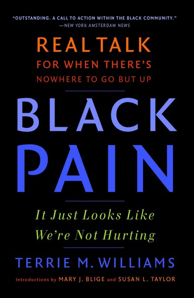 Black Pain : It Just Looks Like We're Not Hurting