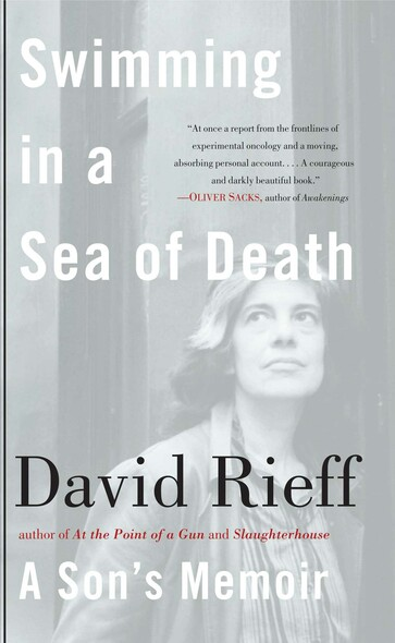 Swimming in a Sea of Death : A Son's Memoir