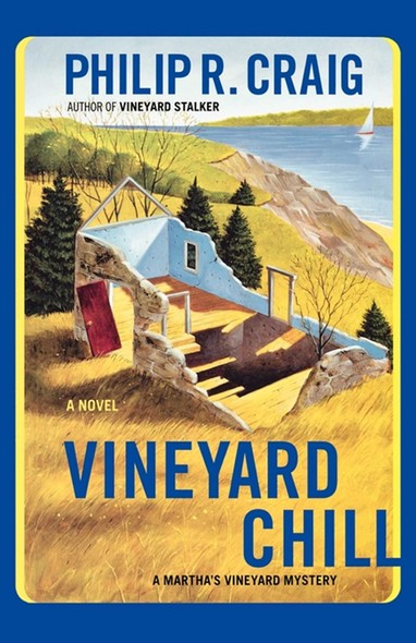 Vineyard Chill : Martha's Vineyard Mystery #19